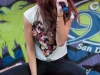 Karmin performs at the Channel 933 Summer Kickoff concert on May 11, 2012 at Cricket Wireless Amphitheatre, Chula Vista CA
