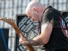 Anthrax performs at the Big 4 concert in Indio, CA on April 23, 2011