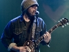 Daniel Lanois' Black Dub perform at the San Diego House of Blues on May 31, 2011