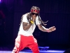 "Lil Wayne performs on August 25, 2011 in support of ""I Am Still Music Tour 2011"" at the Cricket Amphitheatre in Chula Vista, California"