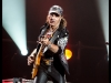 Scorpions performs on June 20, 2012  tour  Valley View Casino Center in San Diego,  California