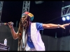Steel Pulse performs on August 3, 2012  during the Summer Concert series at the Del Mar Racetrack in San Diego,  California