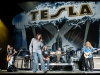 Tesla performs on June 20, 2012  tour  Valley View Casino Center in San Diego,  California