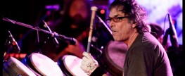 Mickey Hart Band 2013 – Concert shoot