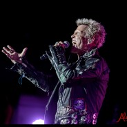 Billy Idol 2013 – Concert shoot