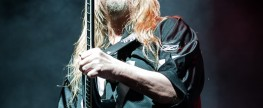 SLAYER guitarist Jeff Hanneman passed away