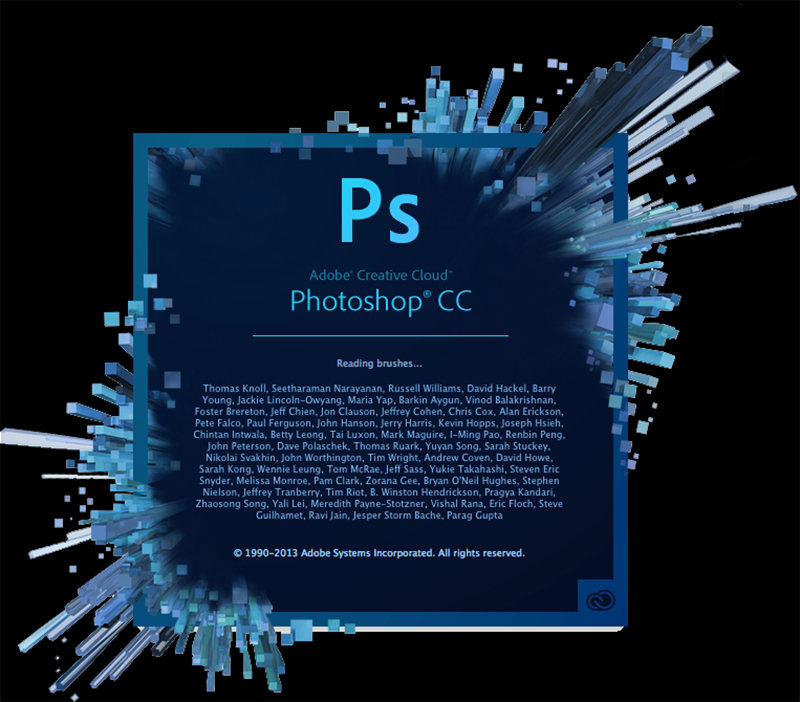 how to cut photos in ps cc