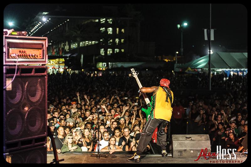 Steel Pulse 2014 – Concert Shoot