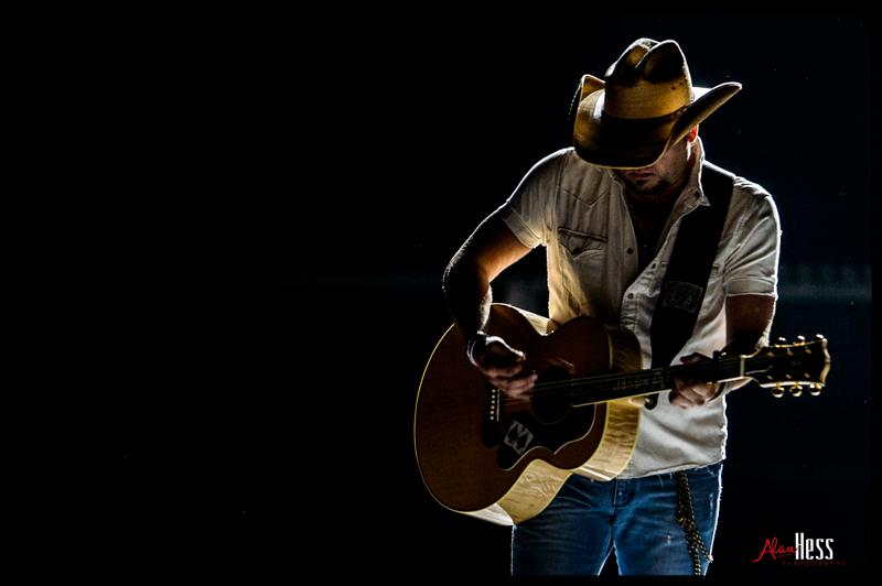 Jason Aldean – Concert Shoot