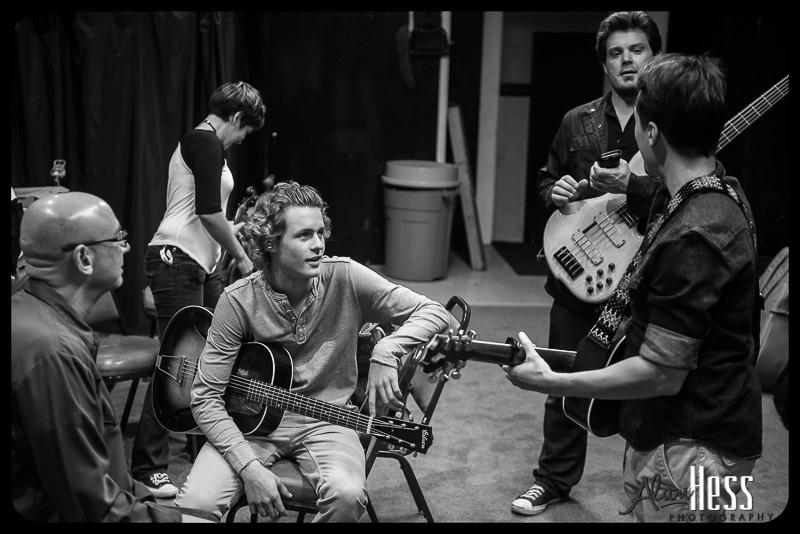 Cody Lovaas – Backstage fun