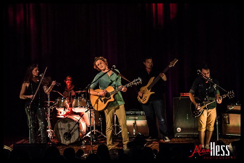 Cody Lovaas – Carlsbad Village Theatre Concert Shoot