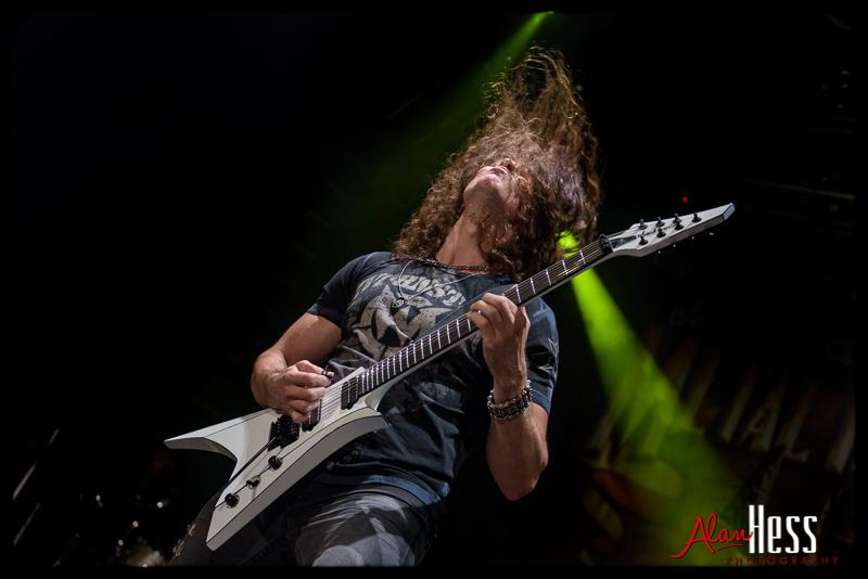 Metal Allegiance – Concert Shoot