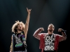 LMFAO perform at the Valley View Casino Center on June 9 2012