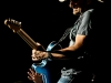 """Brad Paisley  performs on October 18, 2012 during his """"Virtual Reality"""" tour at Cricket Wireless Amphitheatre in Chula Vista,  California"""
