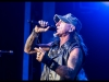 Accept perform on September 27, 2012 during their North American 2012 tour at The Grove in Anaheim,  California