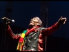 Jimmy Cliff performs at the Del Mar Racetrack as part of the Summer Concert series