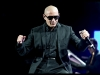 Pitbull  performs on August 7, 2012 during the Planet Pit World Tour 2012  at Cricket Wireless Amphitheatre in San Diego,  California