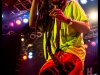 Steel Pulse performs on October 7, 2012  at The House of Blues in Anaheim,  California