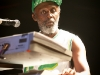 Steel Pulse performing at the San Diego House of Blues on 8/14/2011
