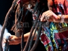 David Hinds of Steel Pulse performs on November 4, 2010 at the Hollywood Park in Los Angeles, California