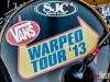 Warped Tour 2013 on June 18, 2013  at Sleep Train Amphitheatre in San Diego,  California